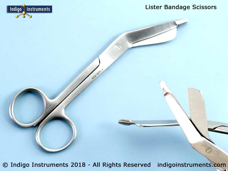 Nursing Bandage Scissors