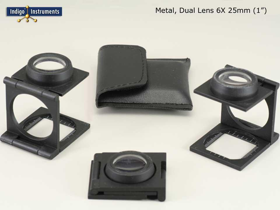 6X 25mm Printer's Loupe