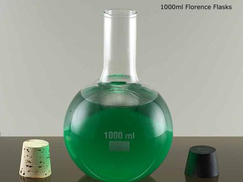 1000ml Florence Boiling Flask