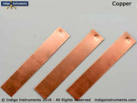 Copper Electrode Element Strip