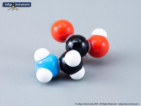 Glycine Amino Acid Model Molymod