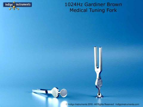 Medical Tuning Fork 1024 Hz