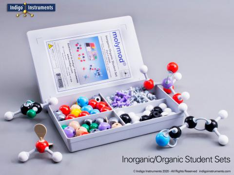Ball & Stick Chemistry Model Kit