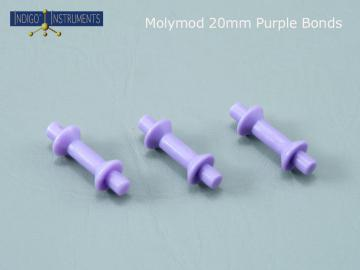 Molymod 20mm Purple Bonds