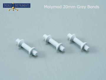 Molymod 20mm Single Bonds