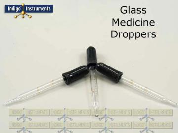 Glass Medicine Dropper